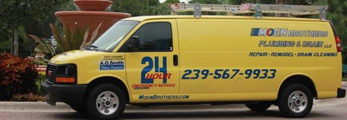 Moen Brothers Plumbing And Drain 239 567 9933 Moen