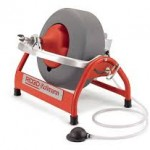 The Ridgid k3800 is a versatile drain cleaning machine, durable and tough on clogged drains.